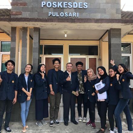 Album : Kegiatan PKM dan KKNm Unpad 2019
