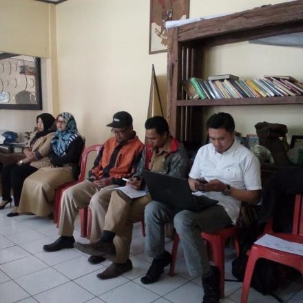 Monitoring  Evaluasi (Monev) Dana Desa Tahap II