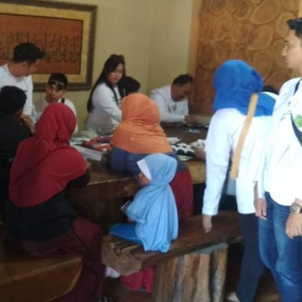 Album : Pemeriksaan Mata Gratis oleh ARO Gapopin Jakarta