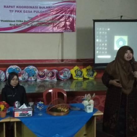 Album : Rakor TP PKK Pertama di Tahun 2019